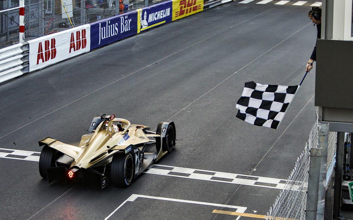 Jean-Eric Vergne dueño del Mónaco E-Prix