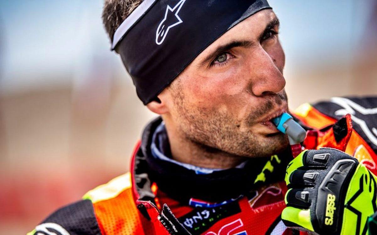 Kevin Benavides ajusta detalles para el Mundial y el Dakar 2020
