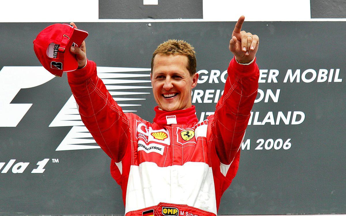 Michael Schumacher: Documental sobre su vida se estrena a fin de año