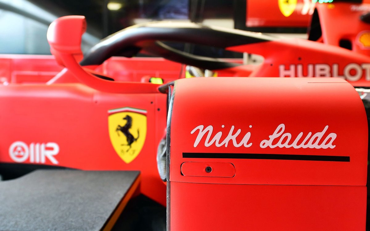 La F.1 le rinde tributo a Niki Lauda en Mónaco