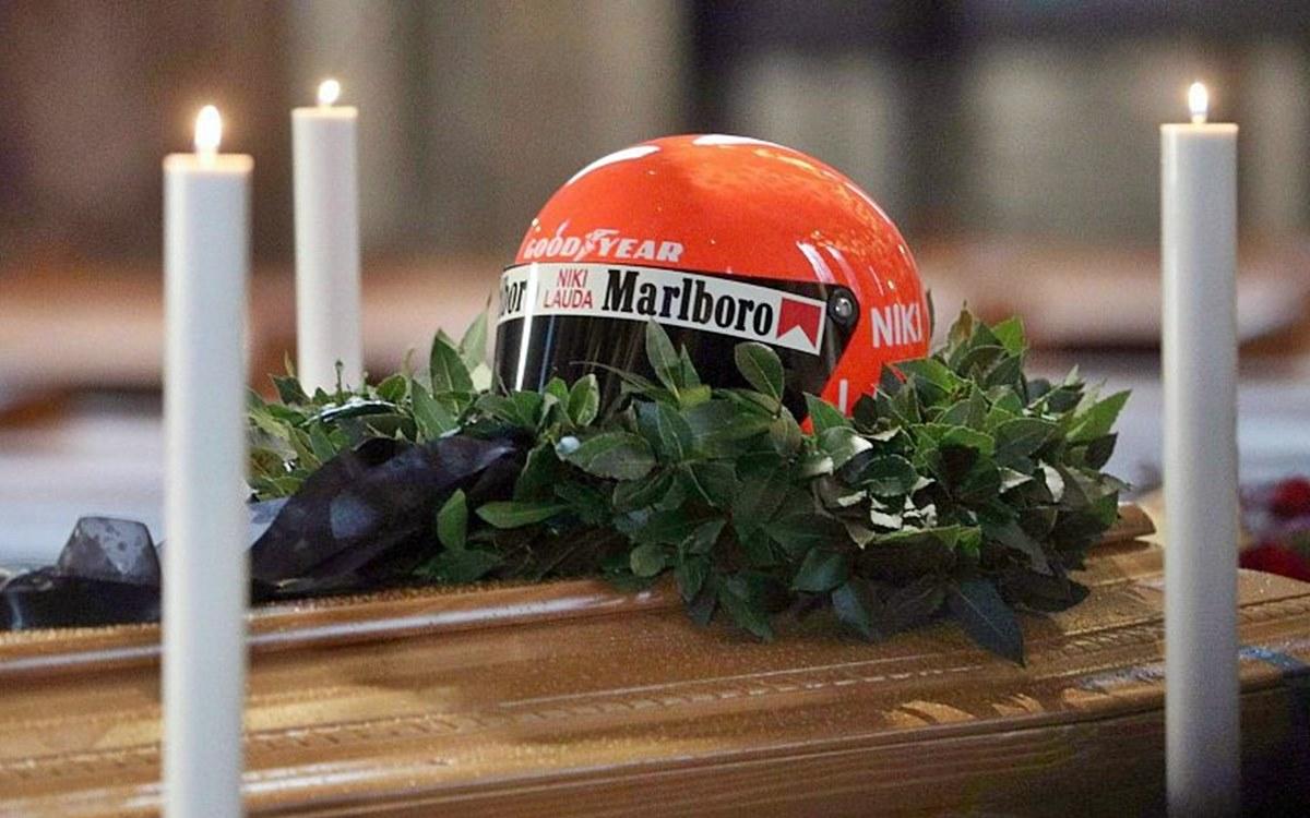 Niki Lauda: El último adiós a una leyenda