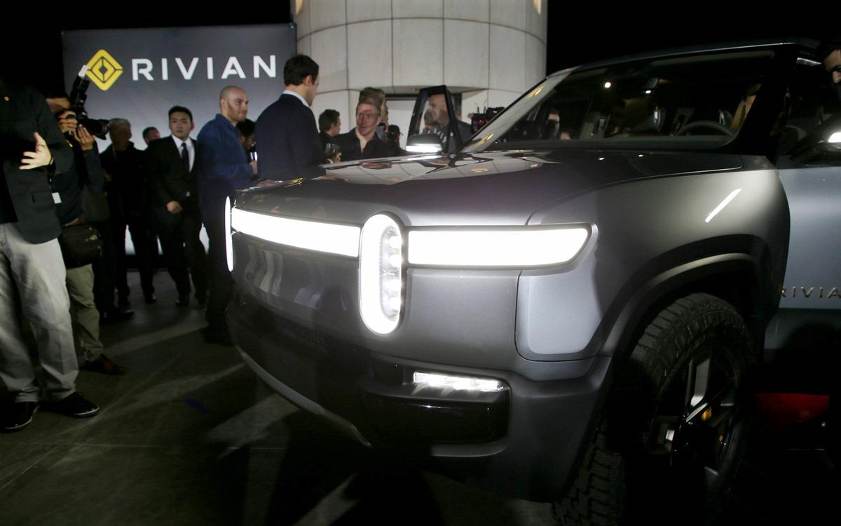 Ford apuesta por Rivian
