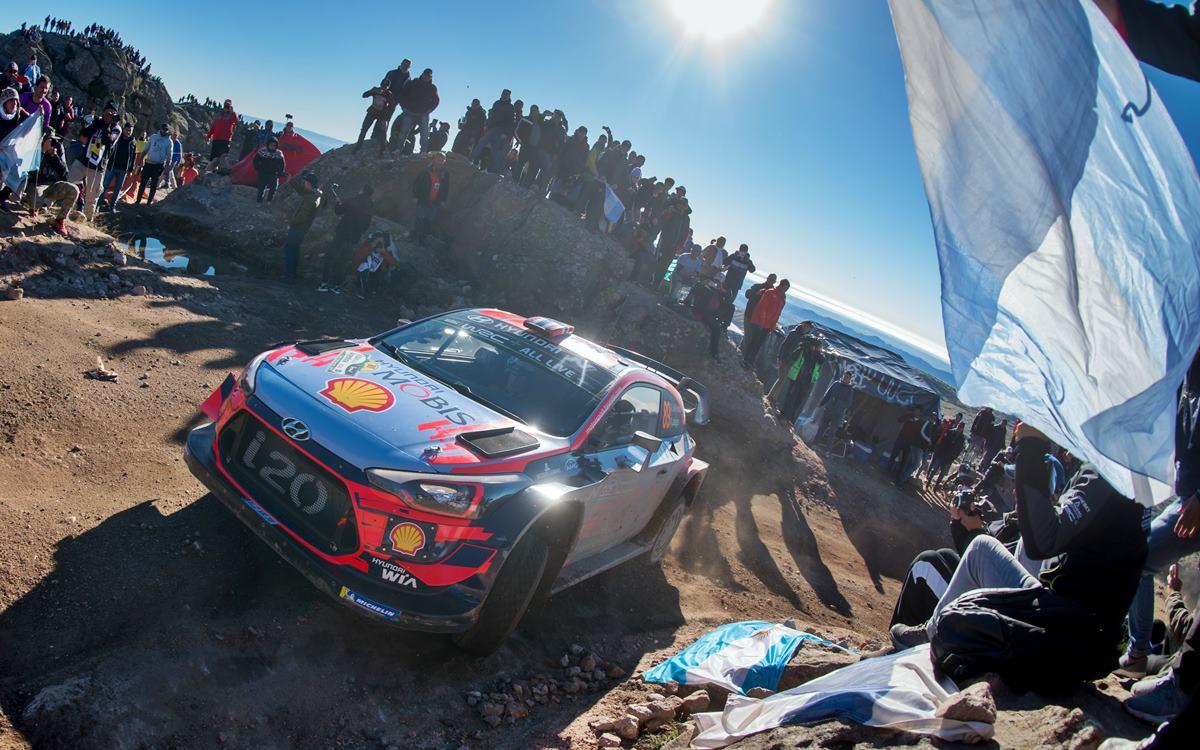 El WRC llega a Chile: ¿Qué se puede esperar?