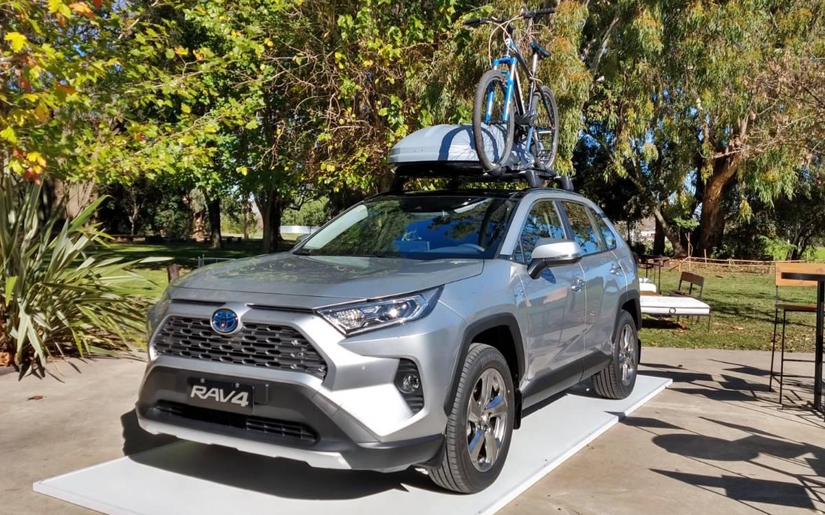 Toyota RAV4 Hybrid: Quinta a fondo…