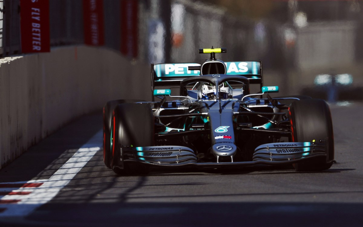Valtteri Bottas analiza su buen momento en la F.1