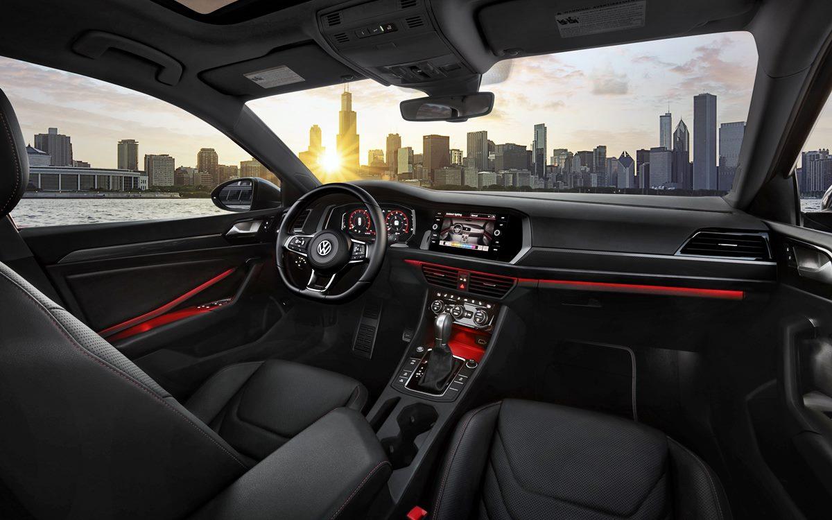 VW Vento GLI: Performance como estandarte