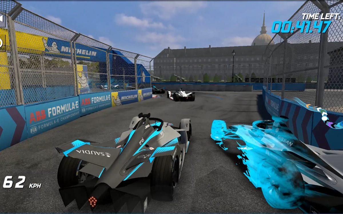 Virtually Live Ghost Racing: Vos también podés correr el Mónaco E-Prix de Fórmula E