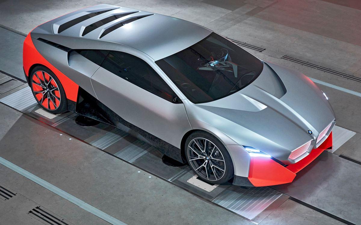 BMW Vision M Next: El deportivo del futuro