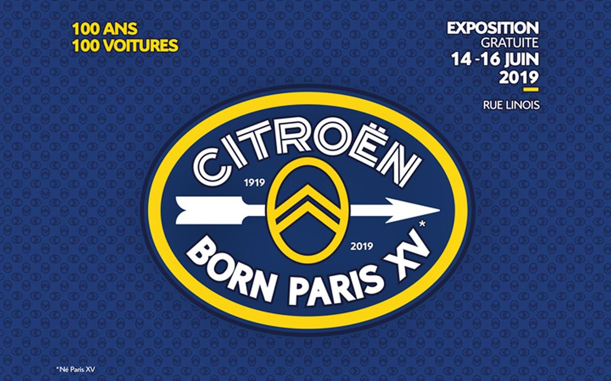 París se viste de Citroën para conmemorar su centenario
