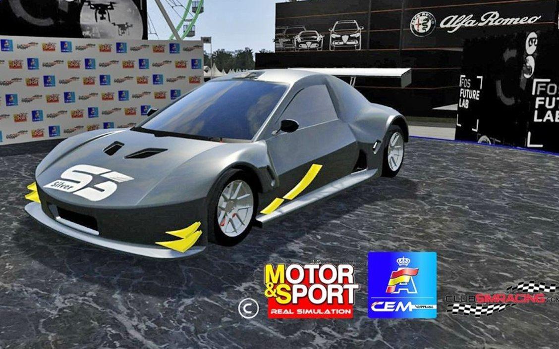 La Real Federación Española de Automovilismo fiscaliza un campeonato virtual