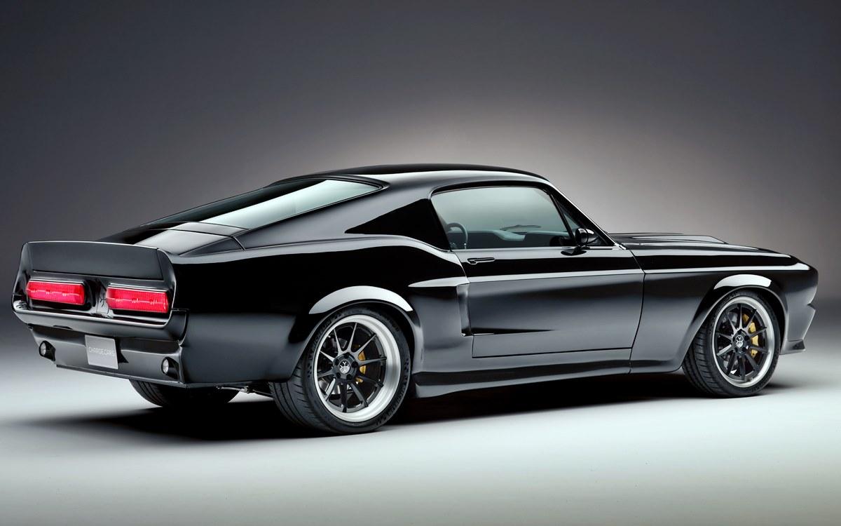 Así es el Mustang eléctrico de Charge Automotive