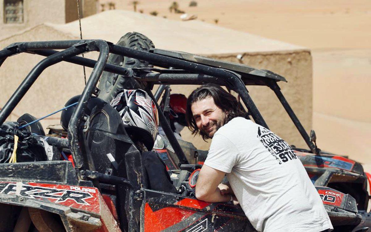 """David Castera: """"Para nosotros es importante mantener la marca Dakar en Sudamérica"""""""