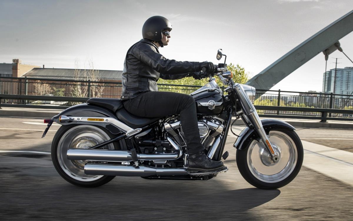 Harley-Davidson Fat Boy 114 ya disponible en Argentina