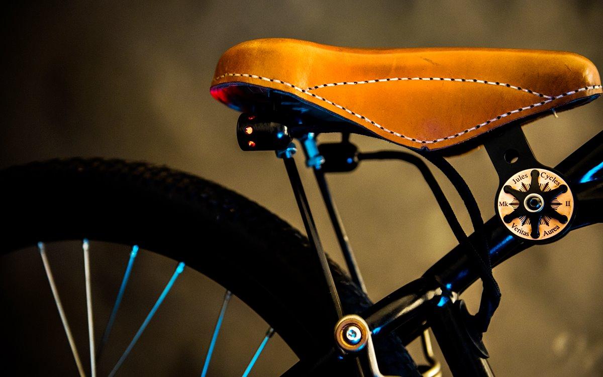Jules Cycles MK2: Para lucirse con un estilo retro