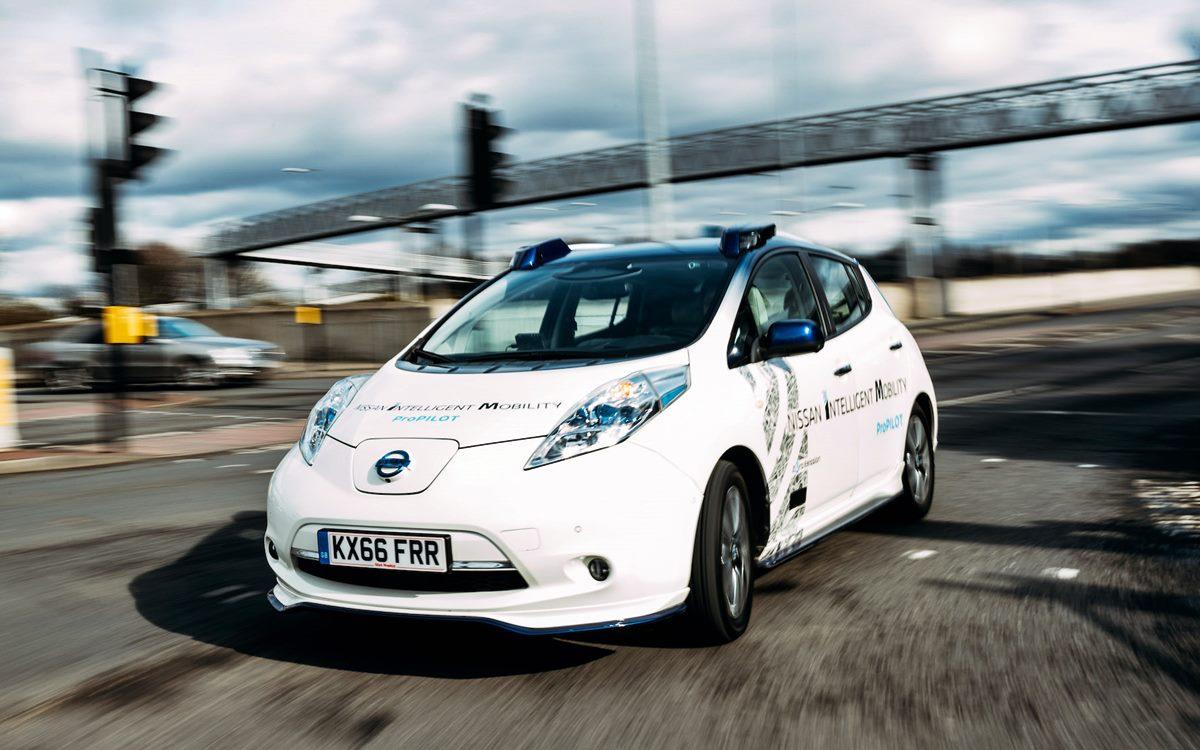 Alianza entre Renault, Nissan y Waymo para el desarrollo de la movilidad autónoma