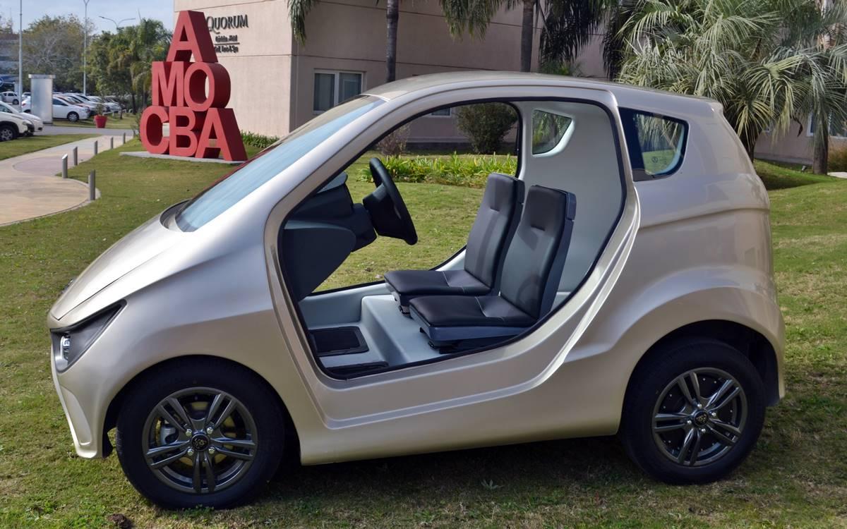 Volt Motors presentó los z1