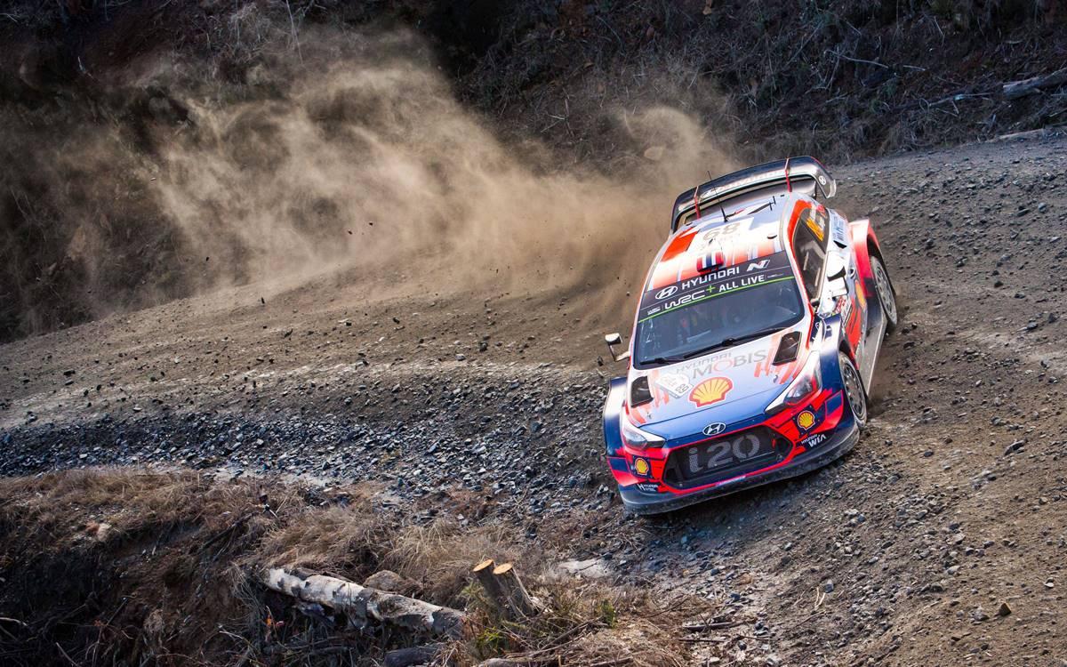 El WRC se prepara para la era híbrida