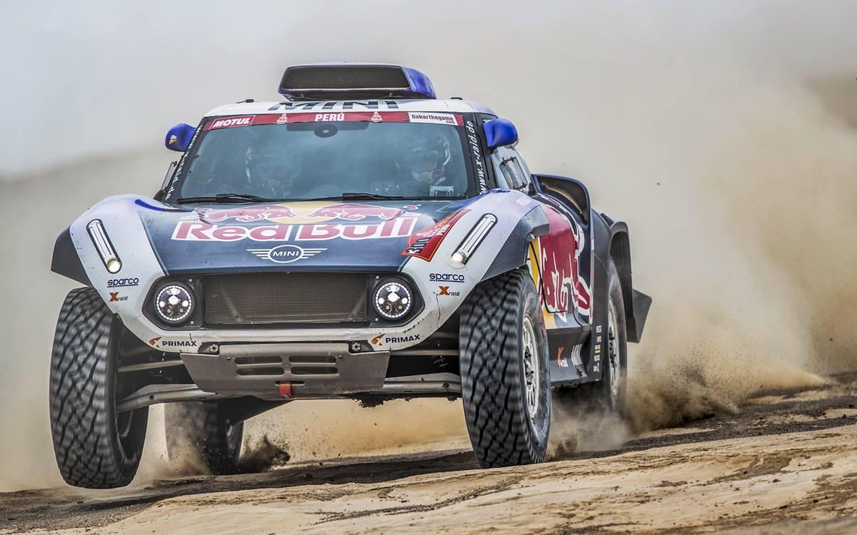 Dakar 2020: Carlos Sainz cerca de renovar con MINI