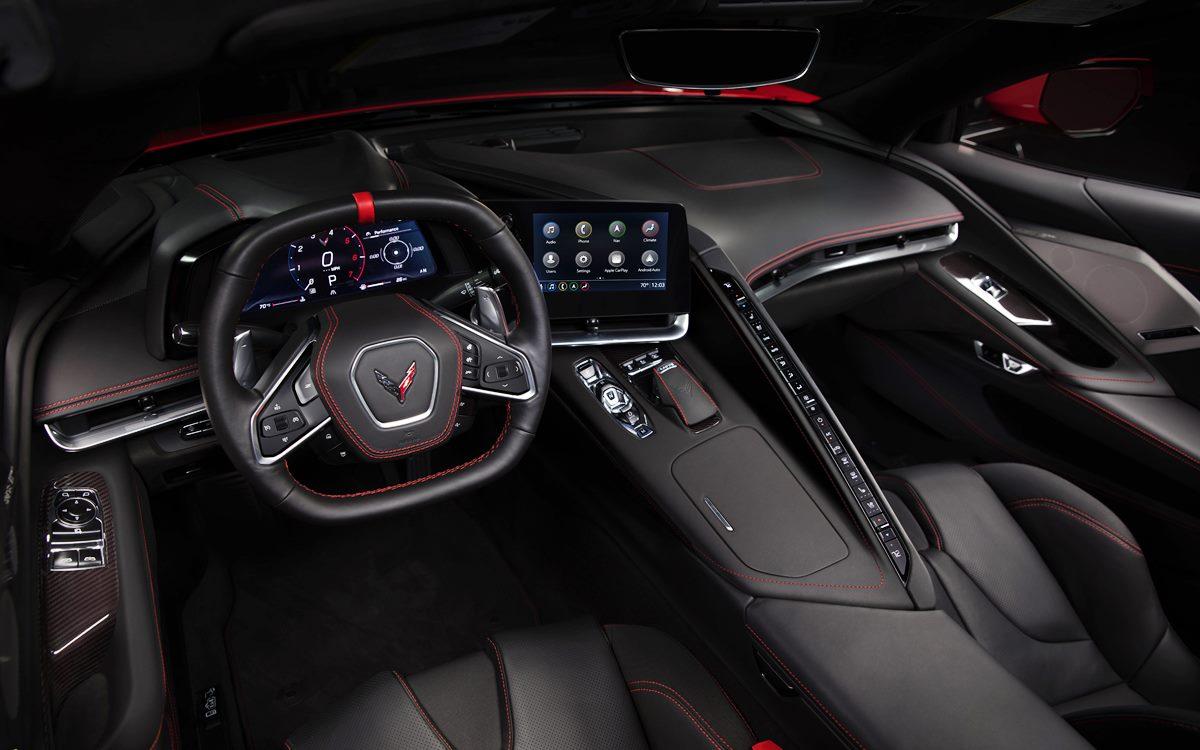El Corvette Stingray 2020 estrena motor central