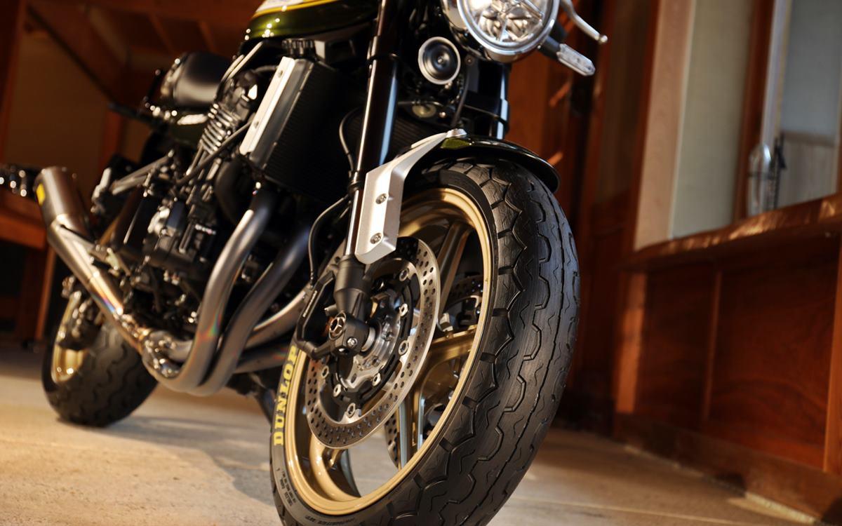 Dunlop TT100 GP Radial: El neumático para motos retro y vintage