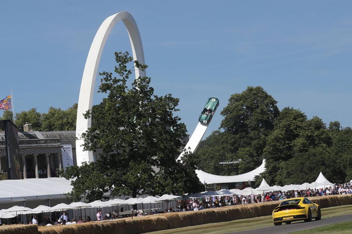 Las mejores fotos del Festival de la Velocidad de Goodwood