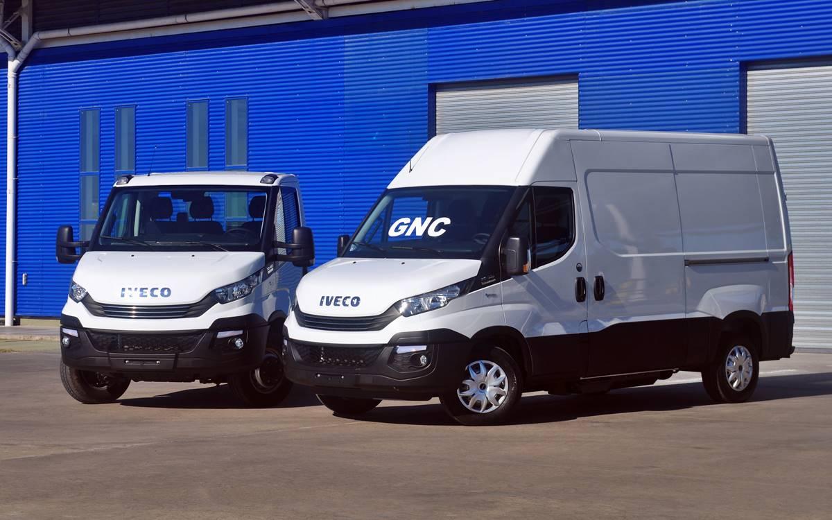 Iveco Argentina fue habilitada para comercializar vehículos a GNC