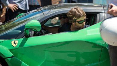 Photo of Jay Kay: Una pasión cósmica por los autos