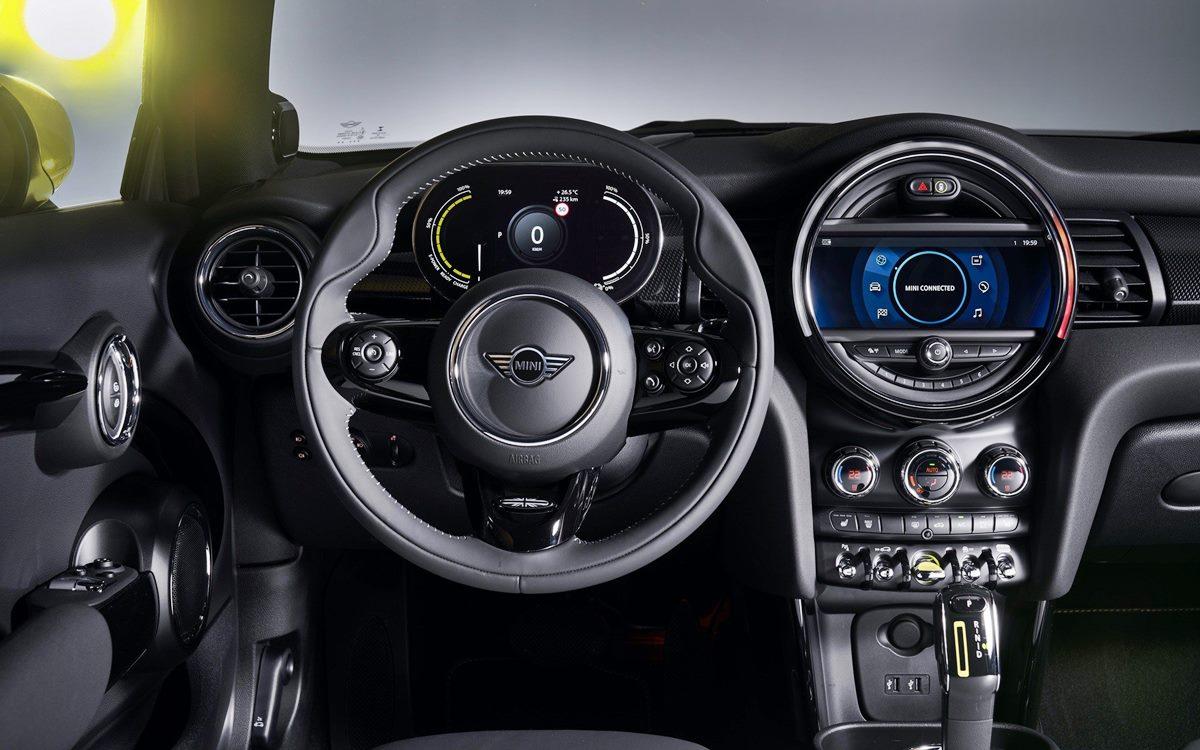MINI Cooper SE: 100 % eléctrico y con 270 km de autonomía