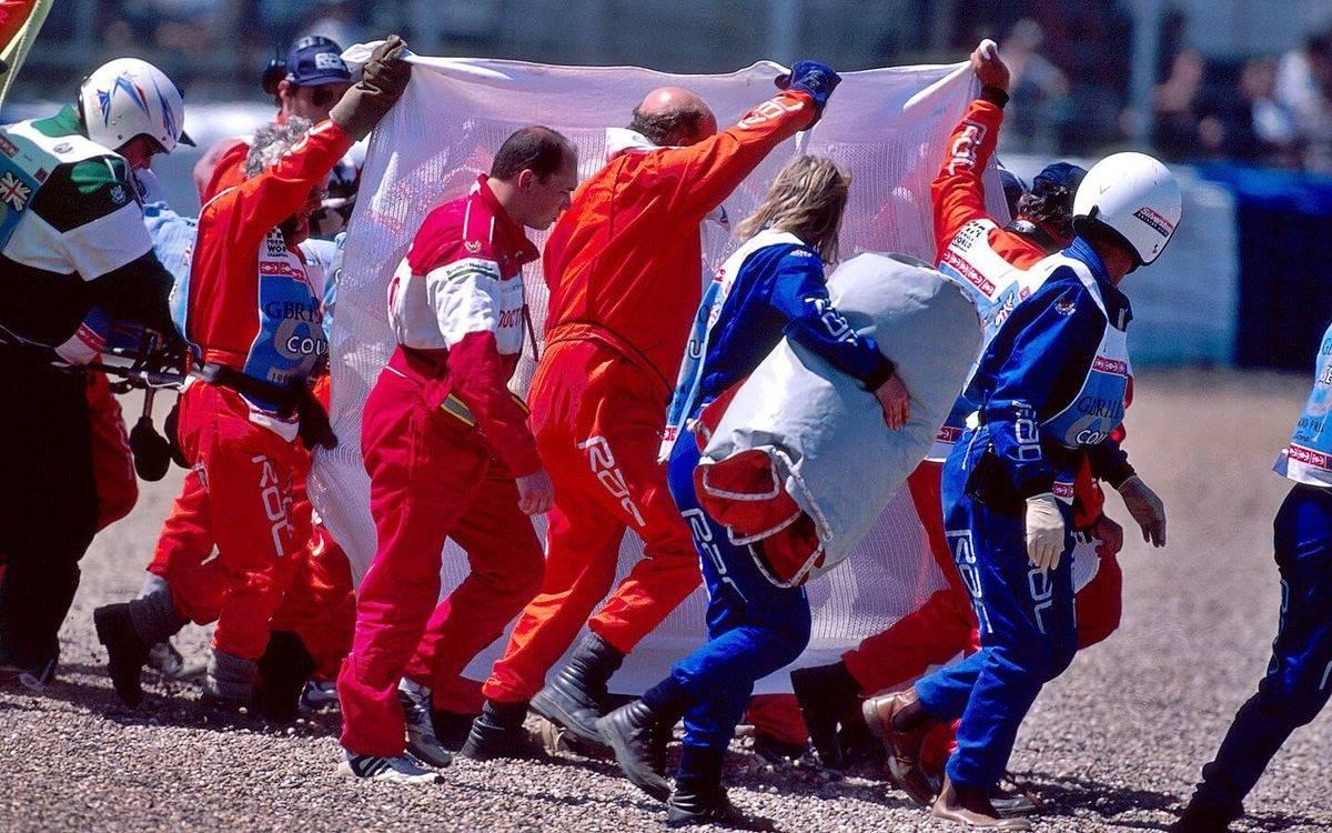 GP de Gran Bretaña de 1999: ¿El génesis de un boicot en Ferrari?