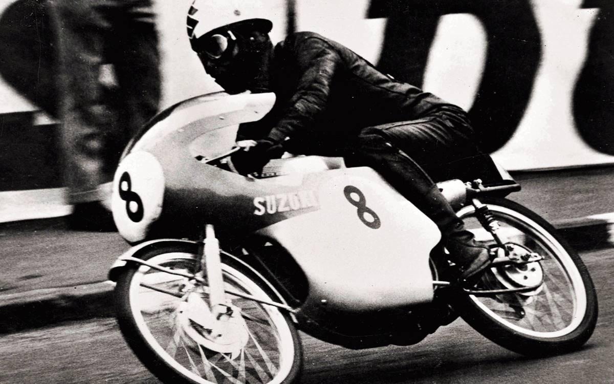 Falleció Mitsuo Ito, el único japonés que ganó en la Isla de Man