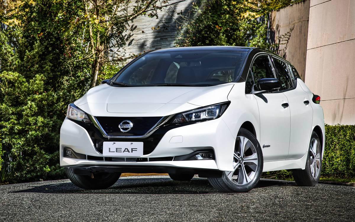 El Nissan LEAF llegó a la Argentina