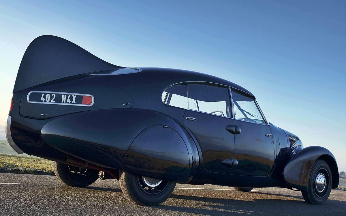 Peugeot 402 n4x: El primer concept car del León