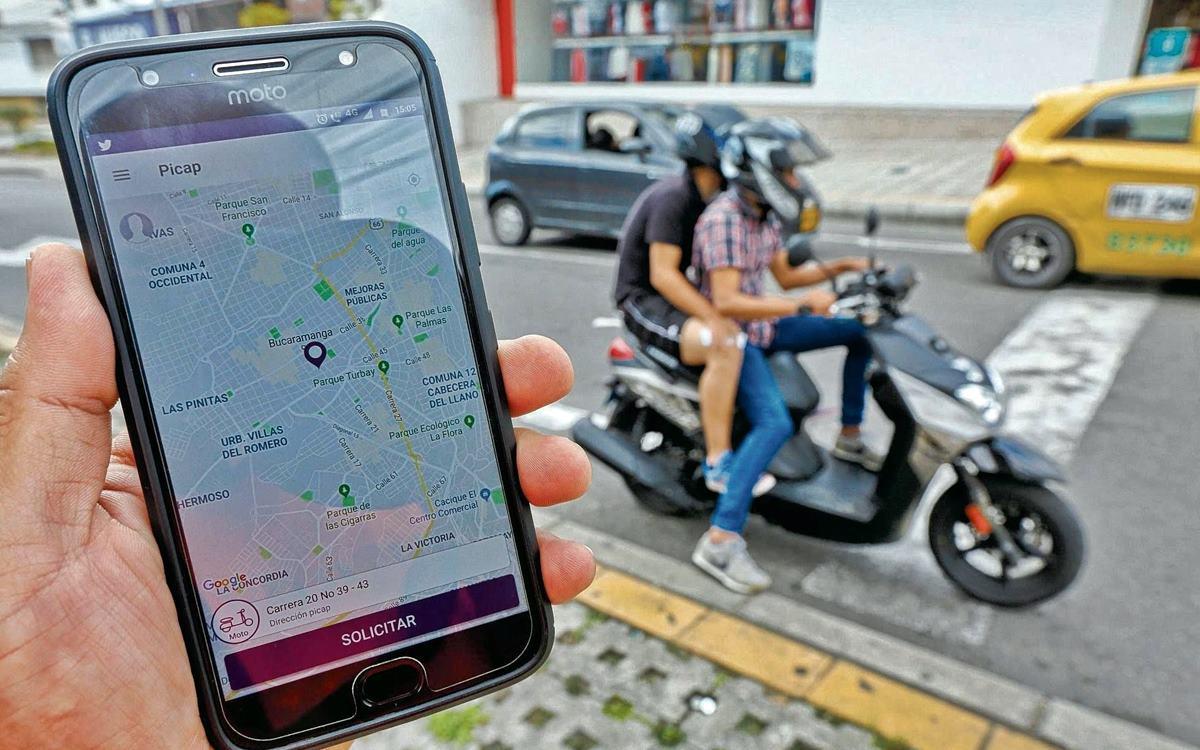 Llegó Picap, el servicio rival de taxis y Uber