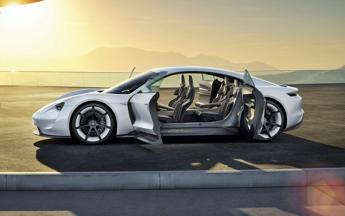 Porsche Taycan: El punto de partida de una nueva era