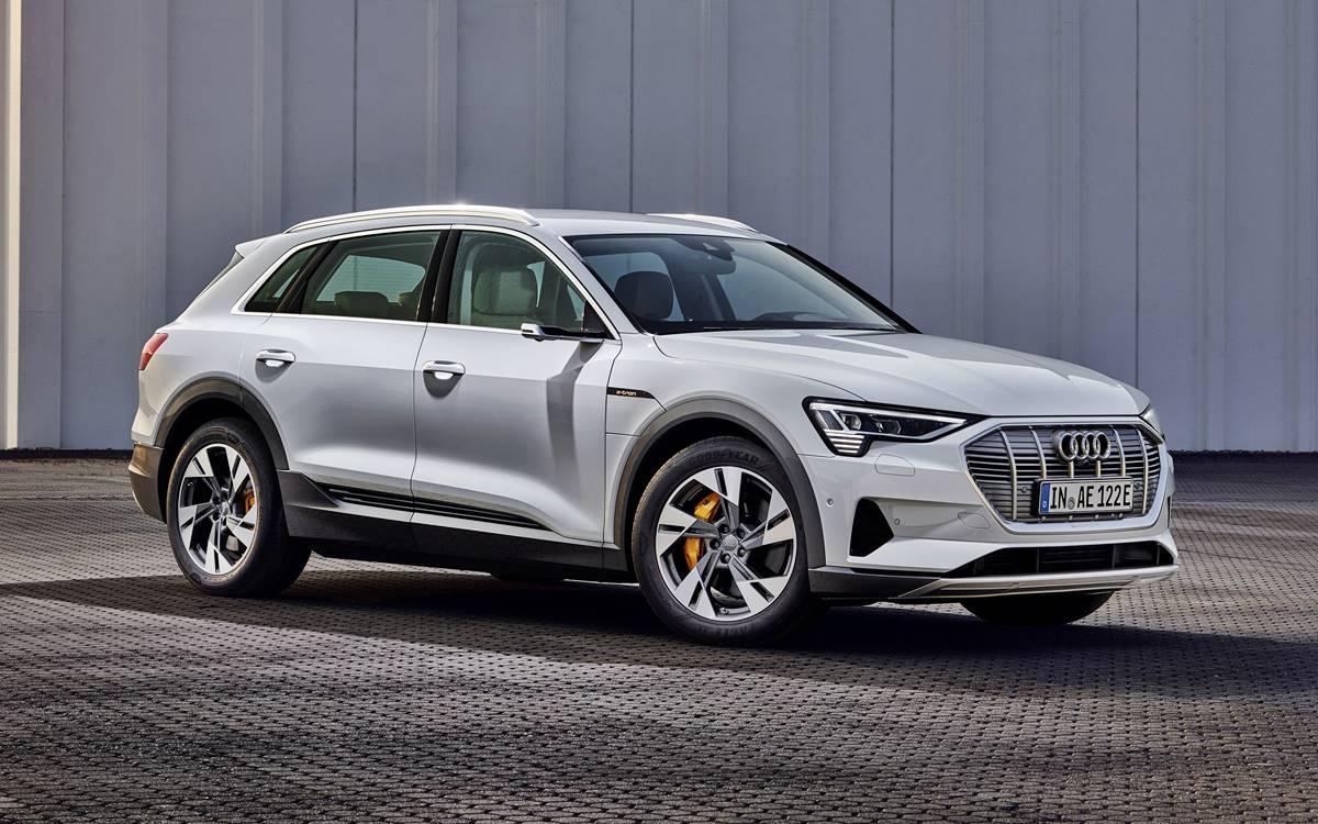 Audi e-tron 50 quattro: Nueva versión del SUV eléctrico