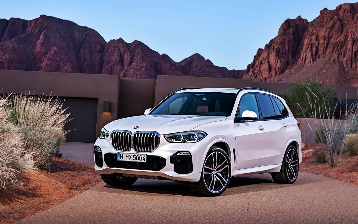 BMW X5 y X4: Lanzamiento por partida doble