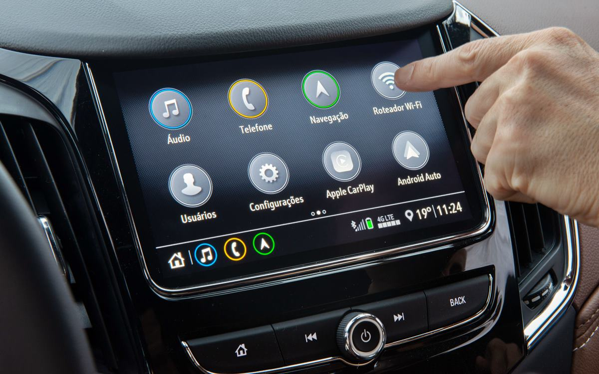 Chevrolet Cruze Premier: WiFi para todxs