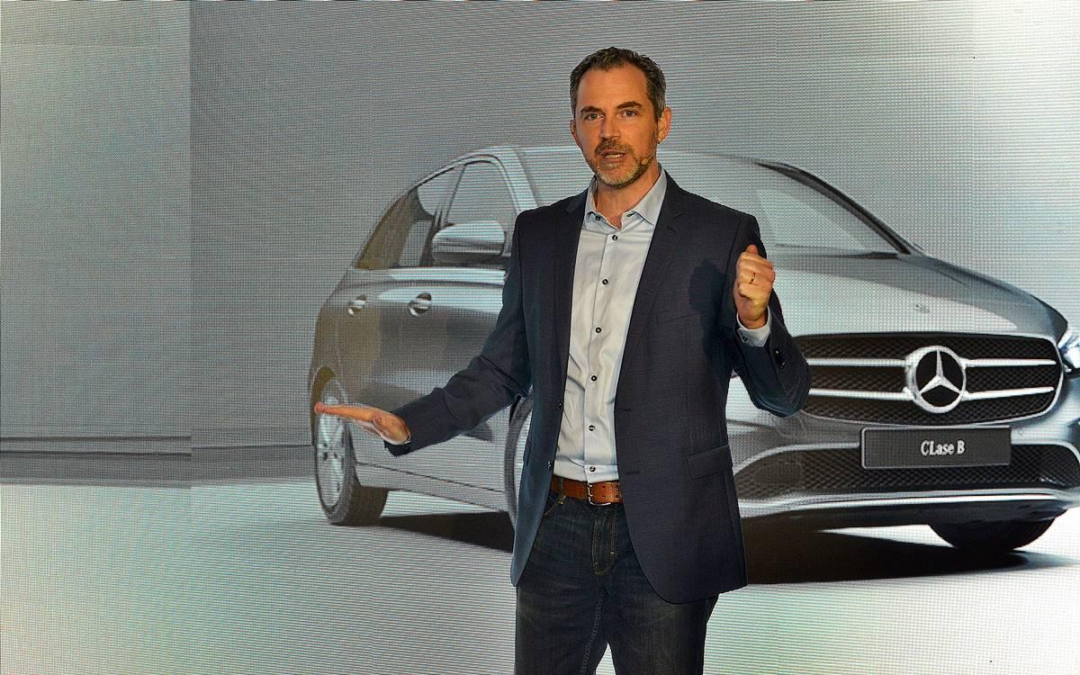 El Nuevo Mercedes-Benz Clase B ya se vende en Argentina