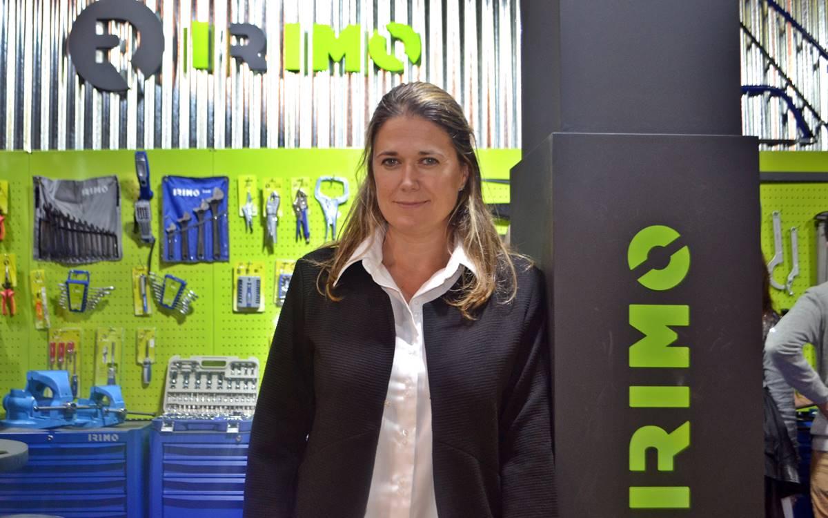 Estibaliz Zabala, Marketing Manager de Irimo.