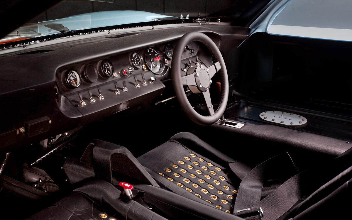 Ahora vos también podés tener tu Ford GT40