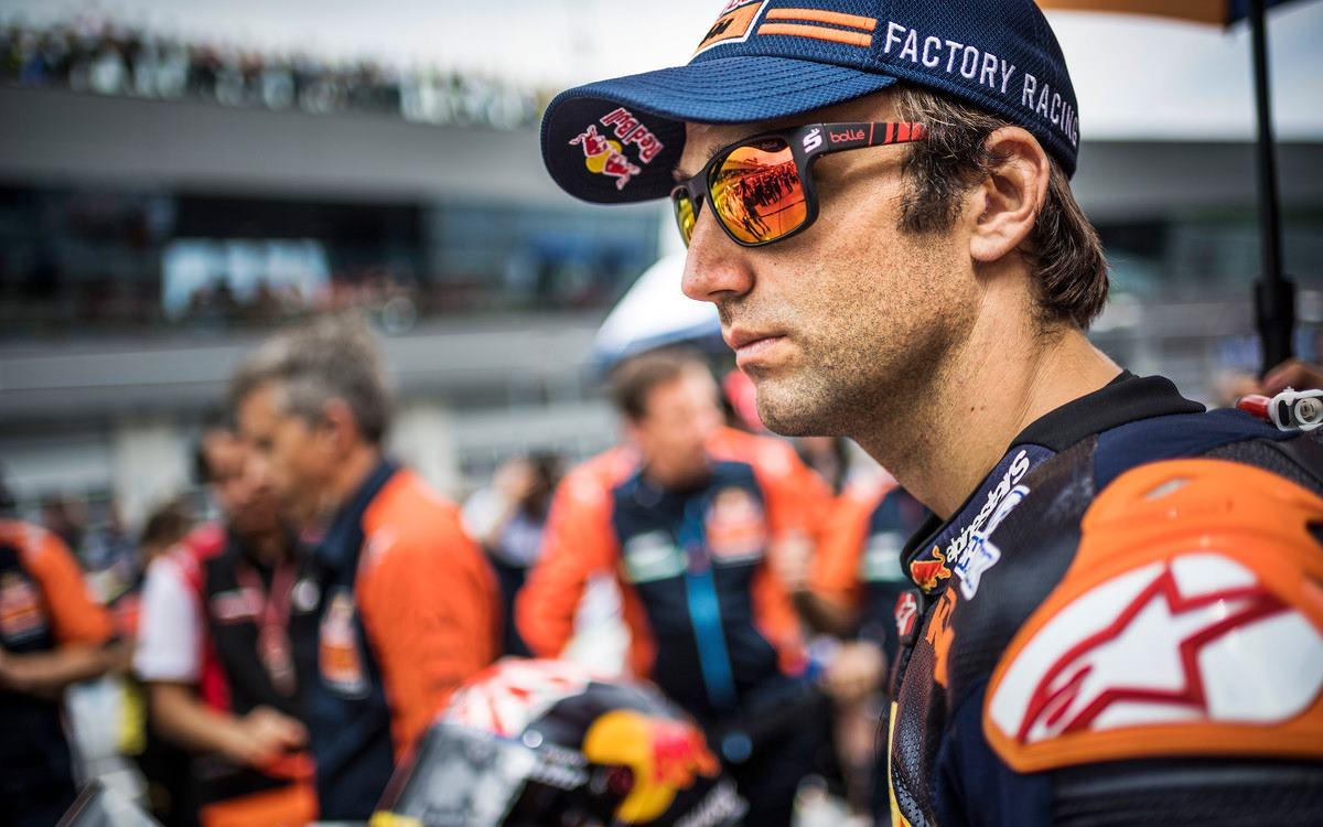 Johan Zarco dejará KTM a fin de año