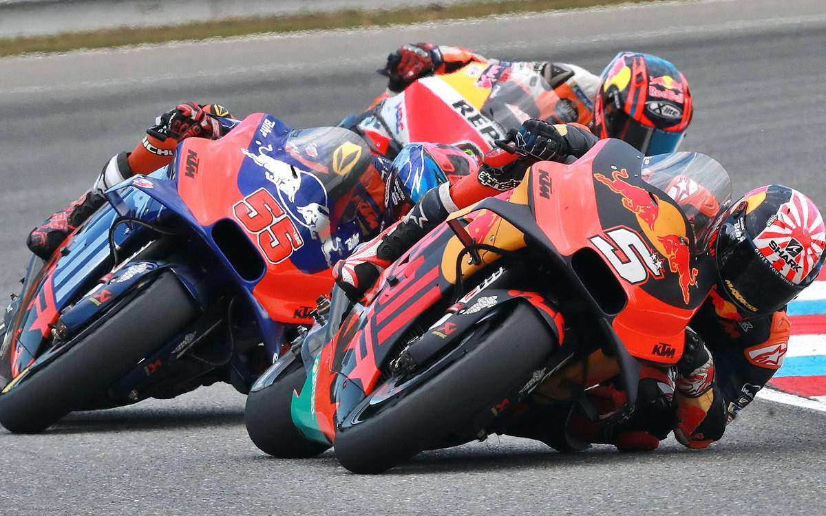 KTM apuesta todo al MotoGP