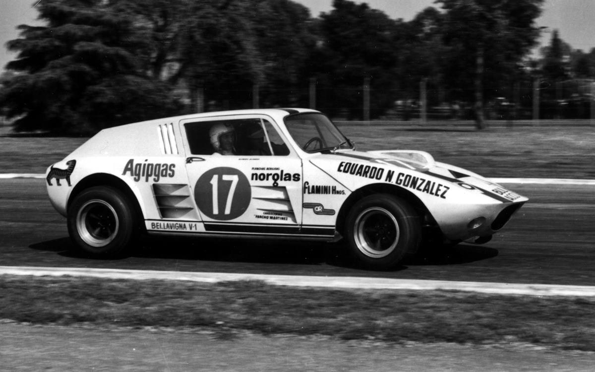La Garrafa: Un auto que fue pionero de una era