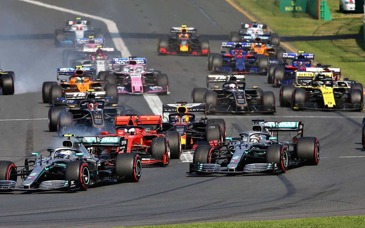 La F.1 tendría un calendario de 22 carreras en 2020