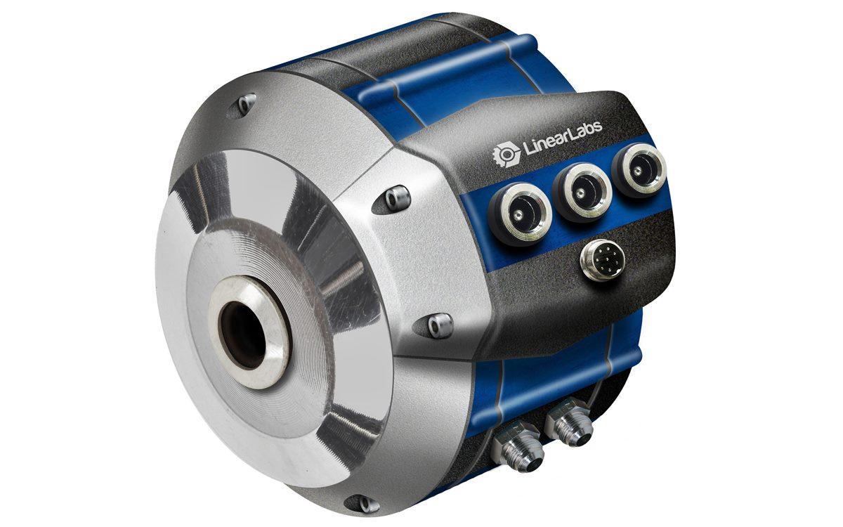 El súper motor eléctrico de Linear Labs