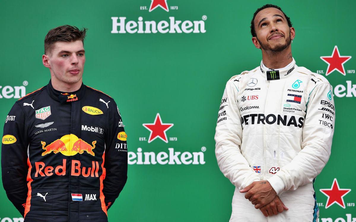 """Max Verstappen: """"Lewis Hamilton no tiene nada de especial"""""""