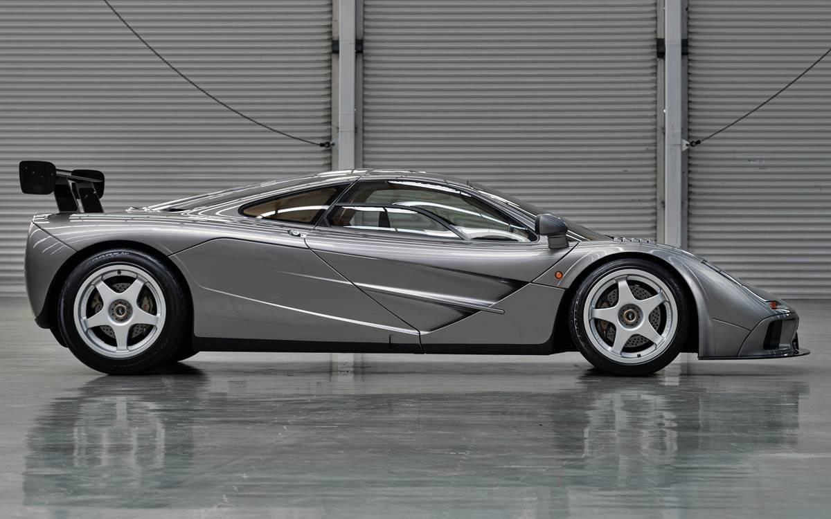 ¿Cuánto pagarías por un McLaren F1 con motor de oro?