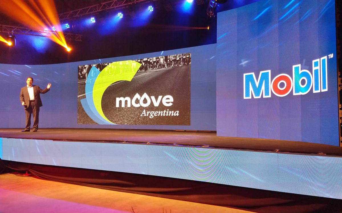 Nueva etapa de Mobil en la Argentina