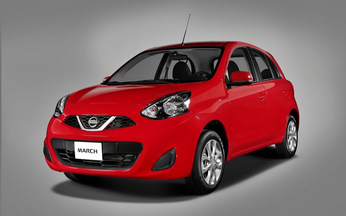 El Nissan March se renueva