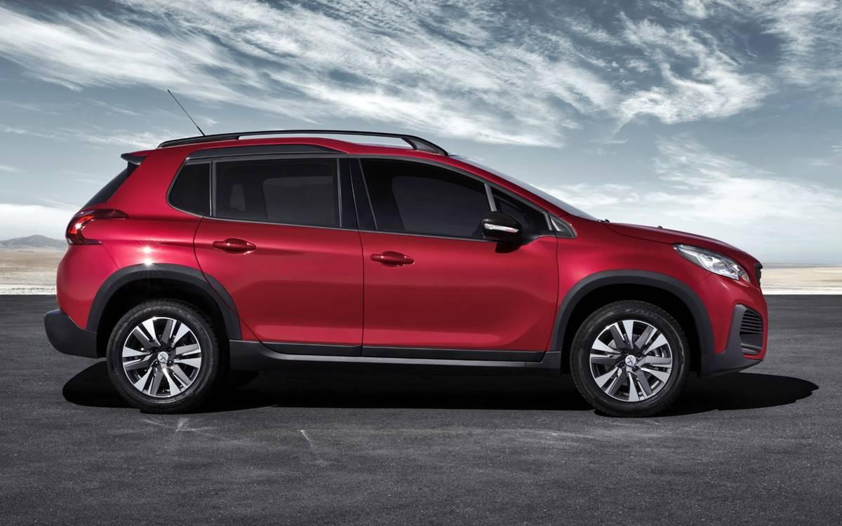 El Nuevo Peugeot 2008 ya se comercializa en el país